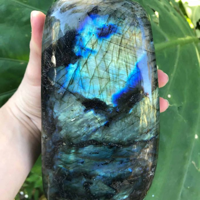 Labradorite Geode