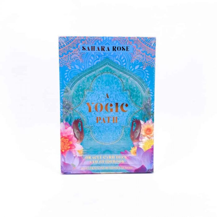 A Yogic Path Oracle Deck And Guidebook