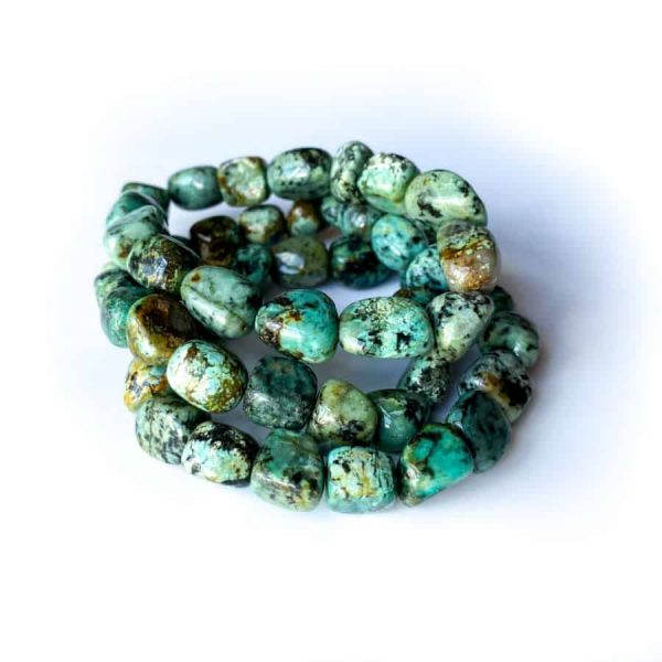 African Turquoise Free Form