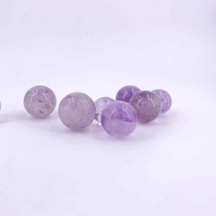 Amethyst Spheres 1 W900 H900
