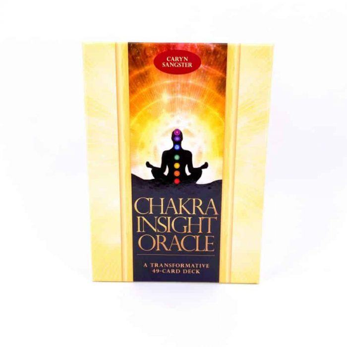Chakra Insight Oracle