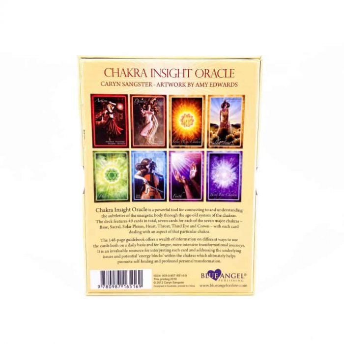 Chakra Insight Oracle4 W900 H900