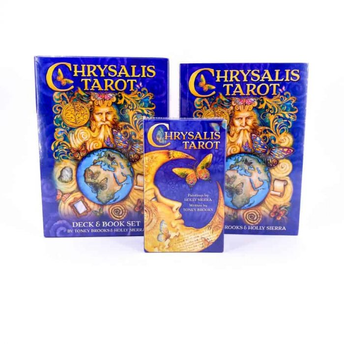Chrysalis Tarot Kit