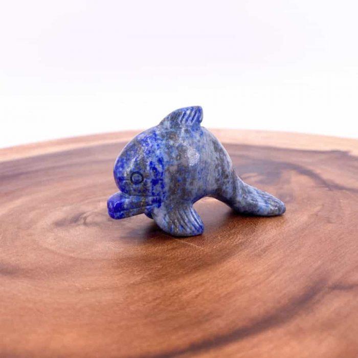 Dolphin Lapis Lazuli 4 W900 H900