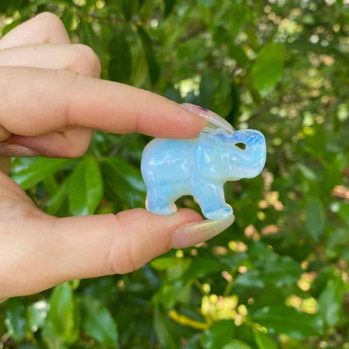 Elephants Opalite 2 W900 H900
