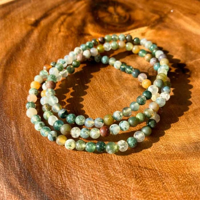 Fancy Jasper 4mm Bracelet