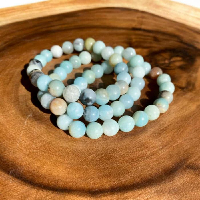 Mix Amazonite 8mm Bracelet