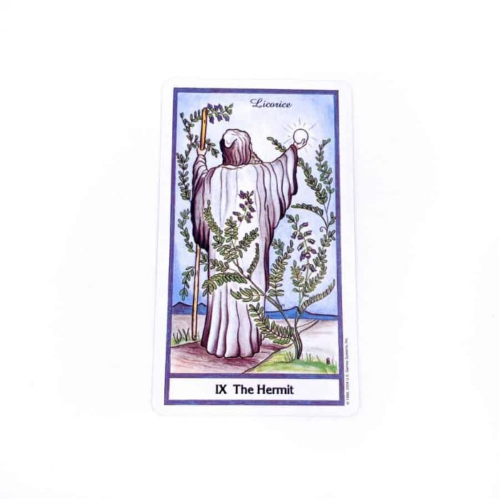 Herbal Tarot 4 W900 H900