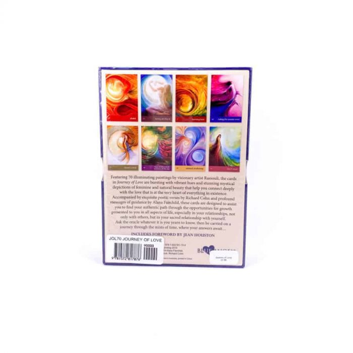 Journey Of Love Oracle Deck 2 W900 H900