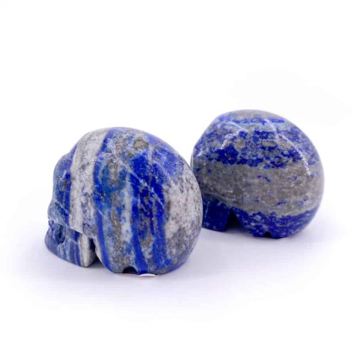 Lapis Lazuli Skull 3 W900 H900