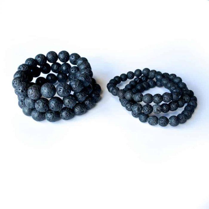 Lava Bracelet 8mm