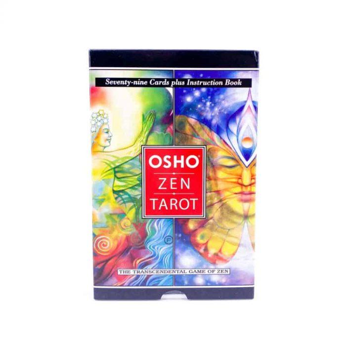 Osho Zen Tarot Deck/Book