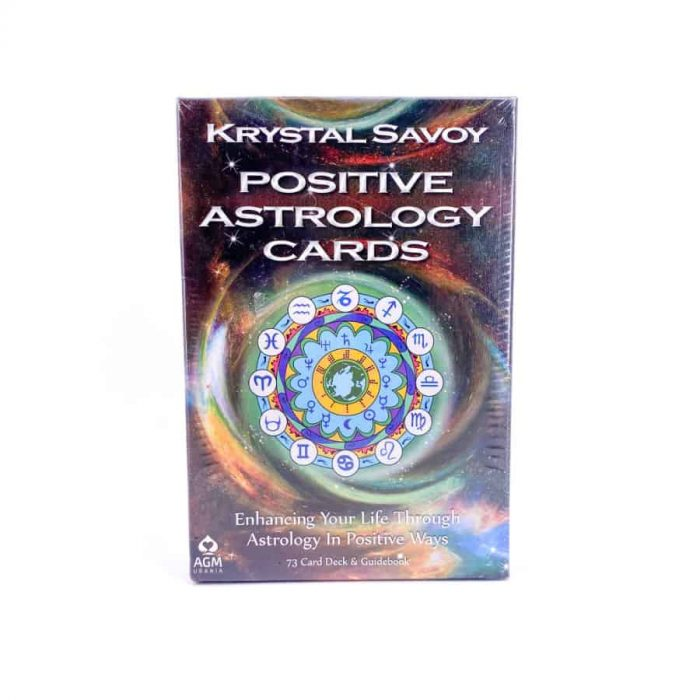 Positive Astrology Oracle Deck