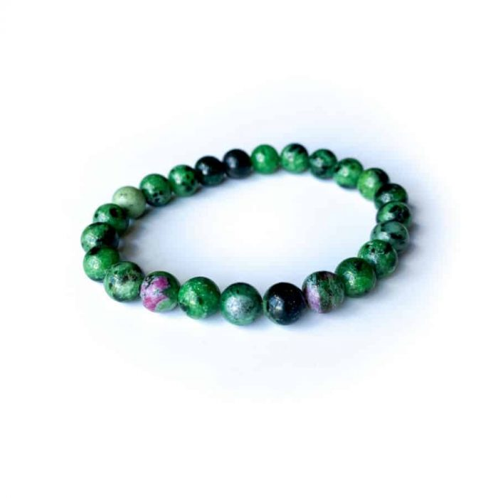Ruby Zoisite 8mm