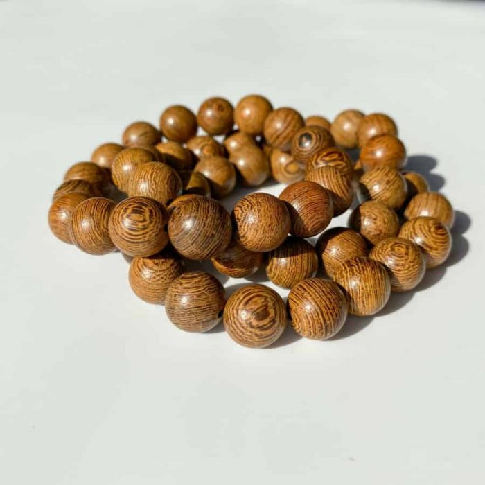 Wenge Wood Bracelets 12mm