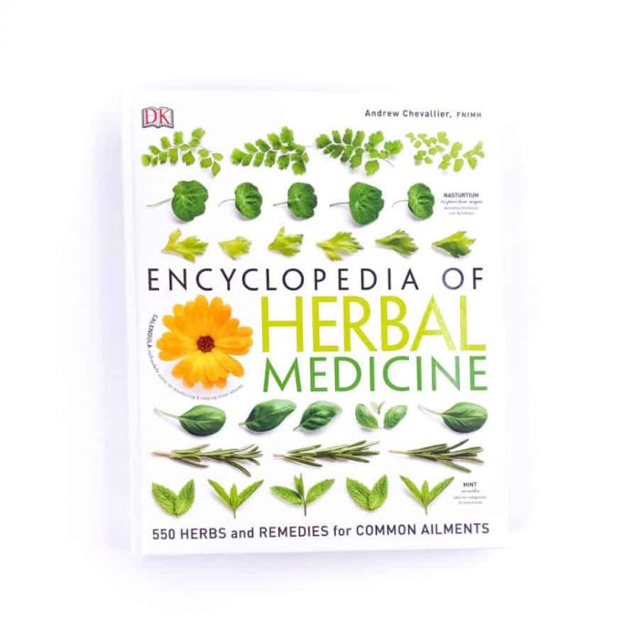 Encyclopedia Of Herbal Medicine By Andrew Schevallier