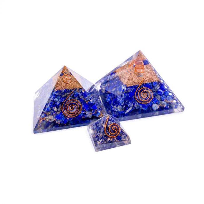 Lapis Lazuli Orgonite W900 H900