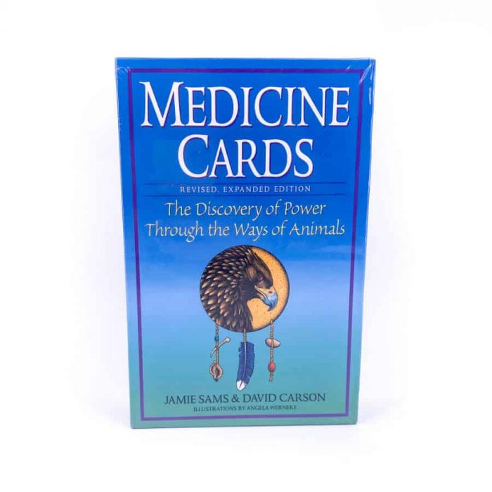 Medicine Cards Deck