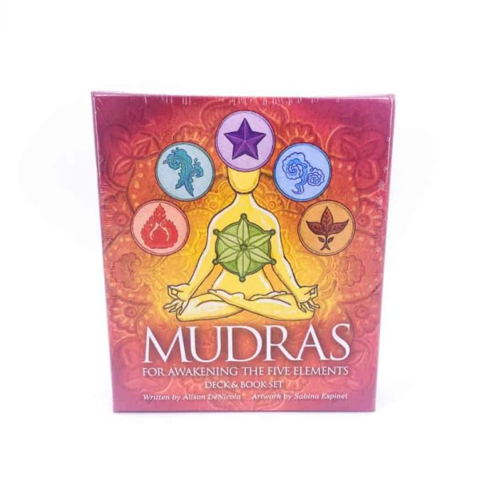 Mudras Awakening The Five Elements