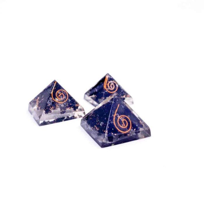 Onyx Orgonite Pyramid