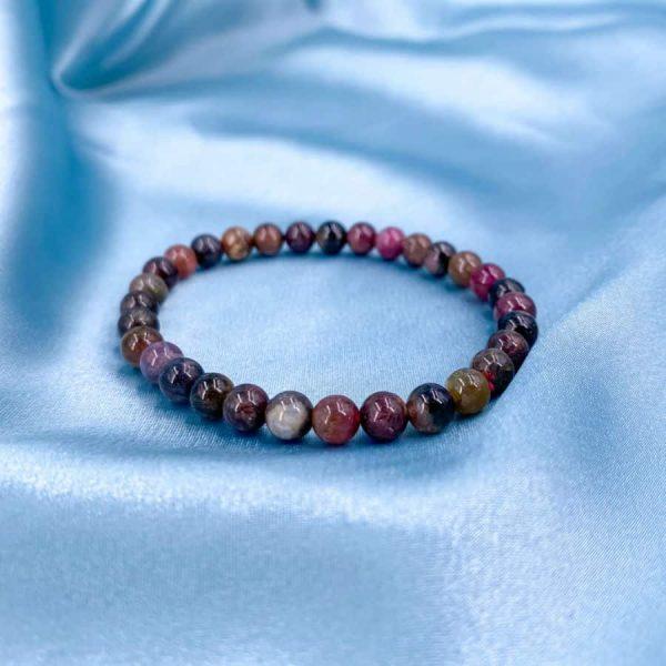 Pink Tourmaline 6 mm Bracelet 2-w900-h900