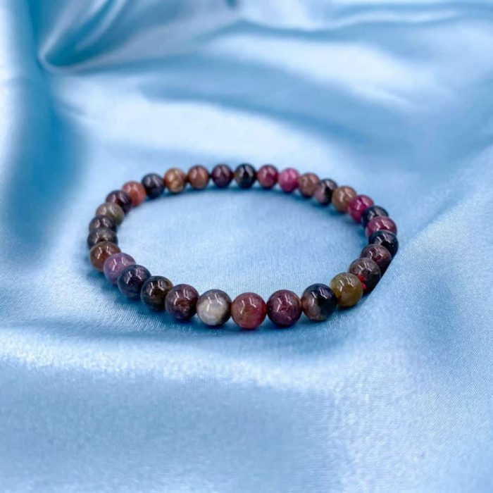 Pink Tourmaline 6 Mm Bracelet 2 W900 H900