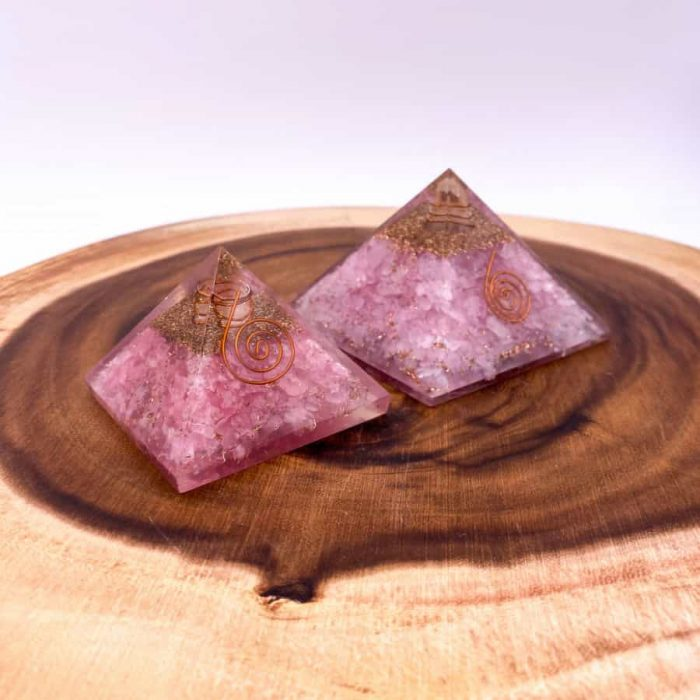 Rose Orgonite 16 W900 H900