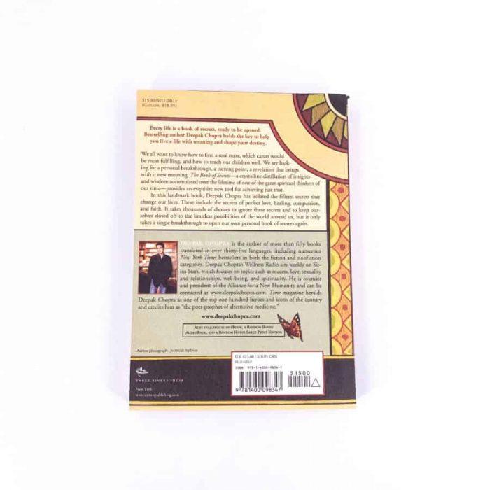 The Book Of Secrets Deepak Chopra 2 W900 H900