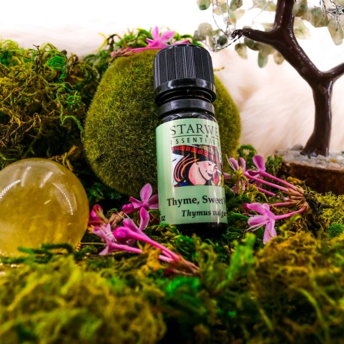 Sweet Thyme Essential Oil