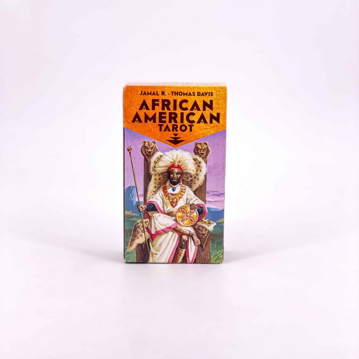 African American Tarot Deck Front View