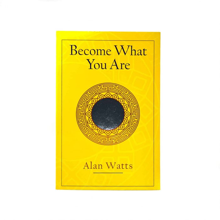 Become What You Are Book Front View