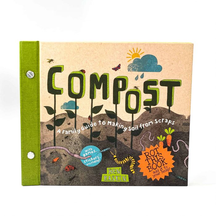 Compost Book Front View