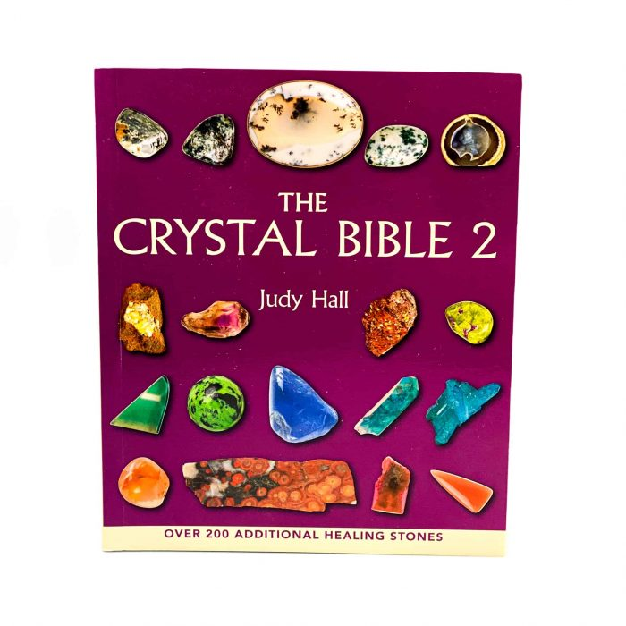 Crystal Bible 2 Book Front View