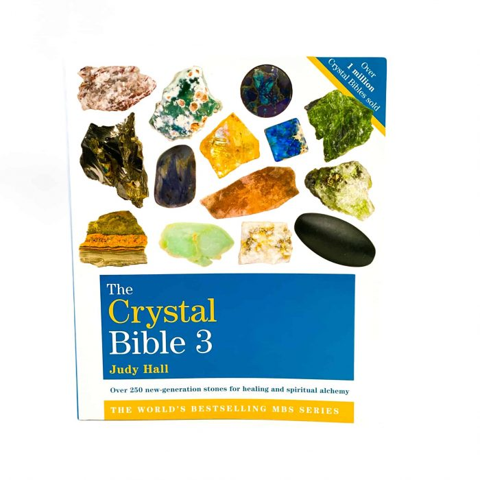 Crystal Bible 3 Book Front View