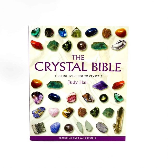 Crystal Bible Book Front View