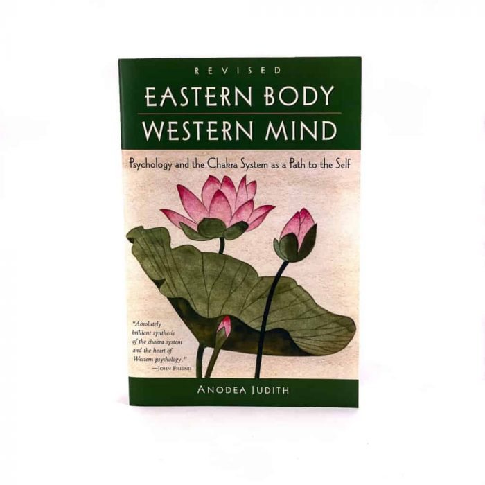 Eastern Body Western Mind Book Front View 2