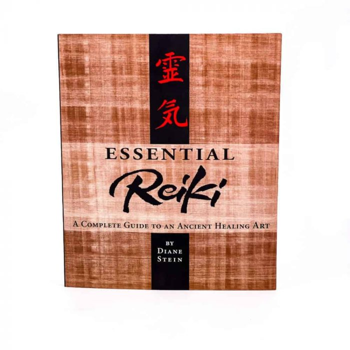 Essential Reiki Book Front View 2