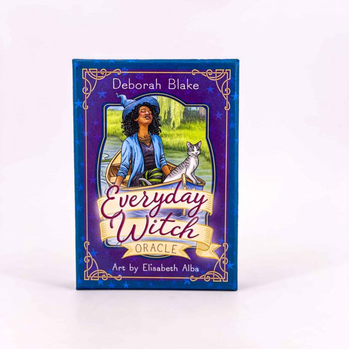 Everyday Witch Oracle Deck Front View
