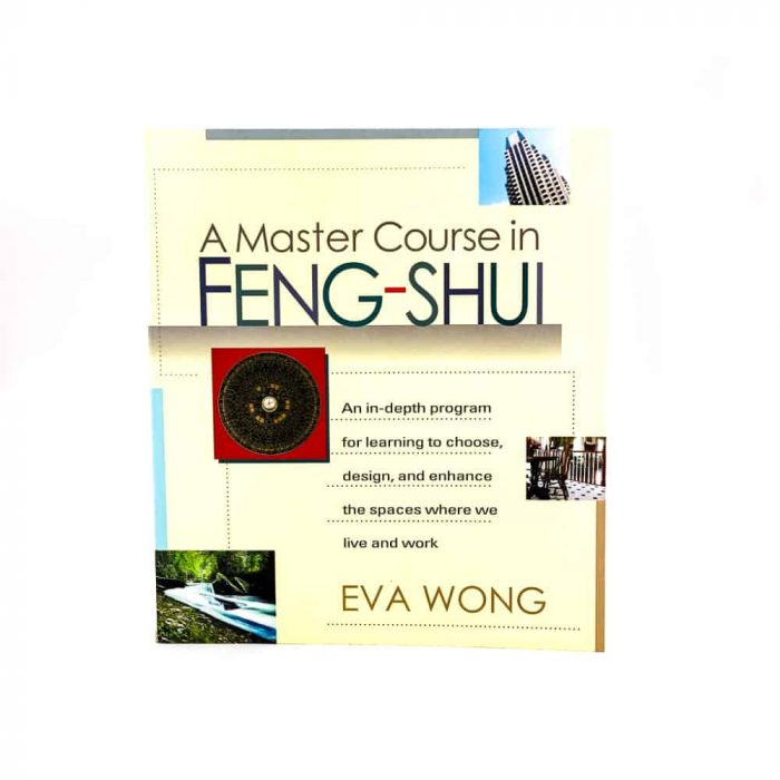 Master Course In Feng Shui Book Front View 2
