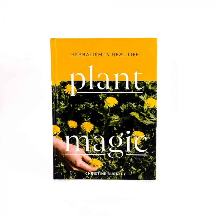 Plant Magic Book Front View 2