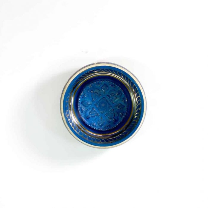 10 Cm Blue Colored Singing Bowl Tallahassee Metaphysical Shop 2 (2)