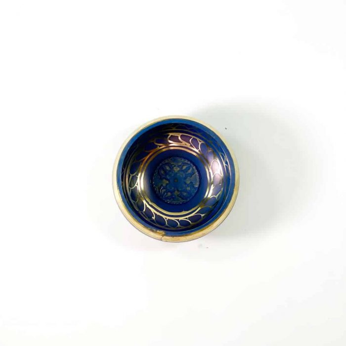 9 Cm Blue Colored Singing Bowl Tallahassee Metaphysical Shop 2 (2)