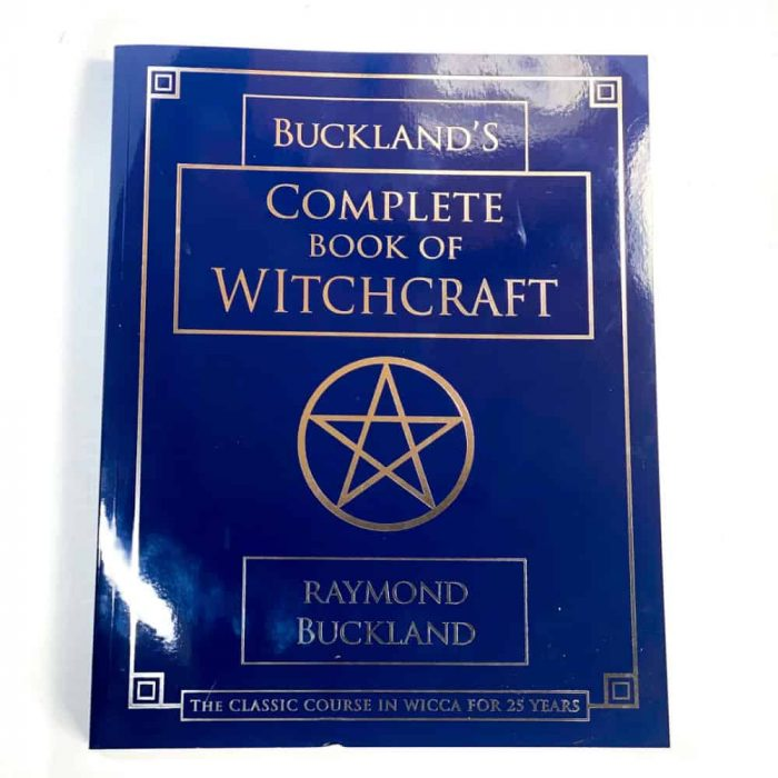 Buckland's Complete Book Of Witchcraft Tallahassee Metaphysical Store Front View