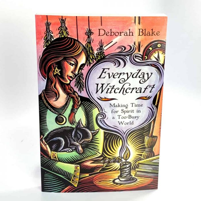 Everyday Witchcraft Book Tallahassee Metaphysical Shop White Front View