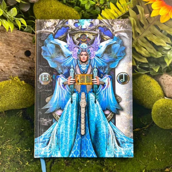 High Priestess Illuminati Journal