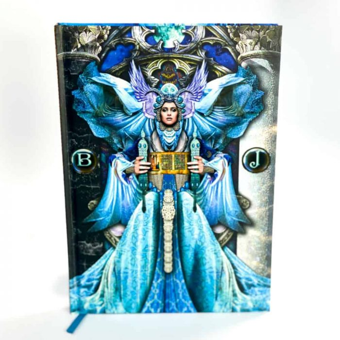 High Priestess Illuminati Journal Tallahassee Metaphysical Shop White Front View