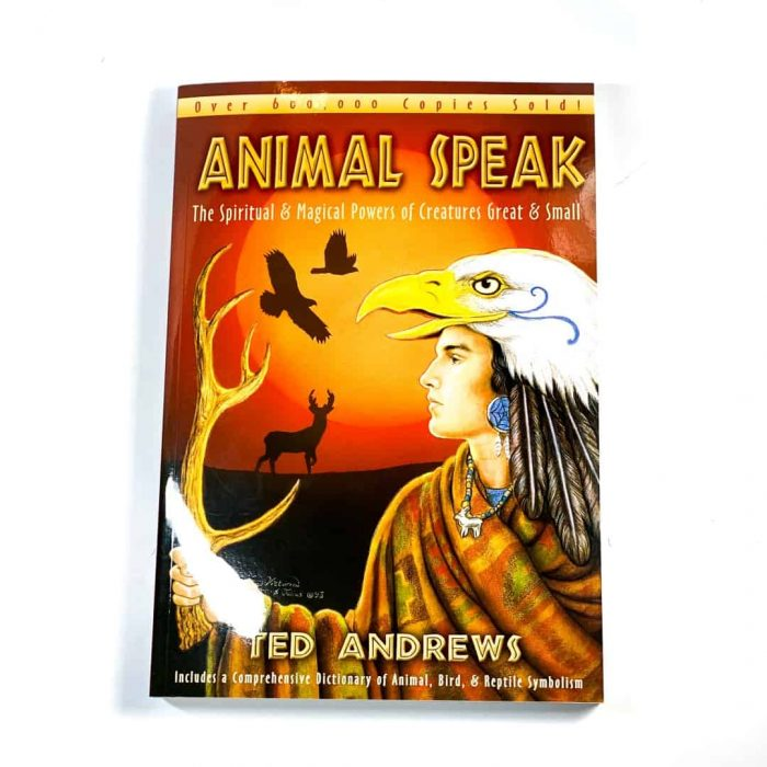 Animal Speak Book Tallahassee Metaphysical Store Front View (2)