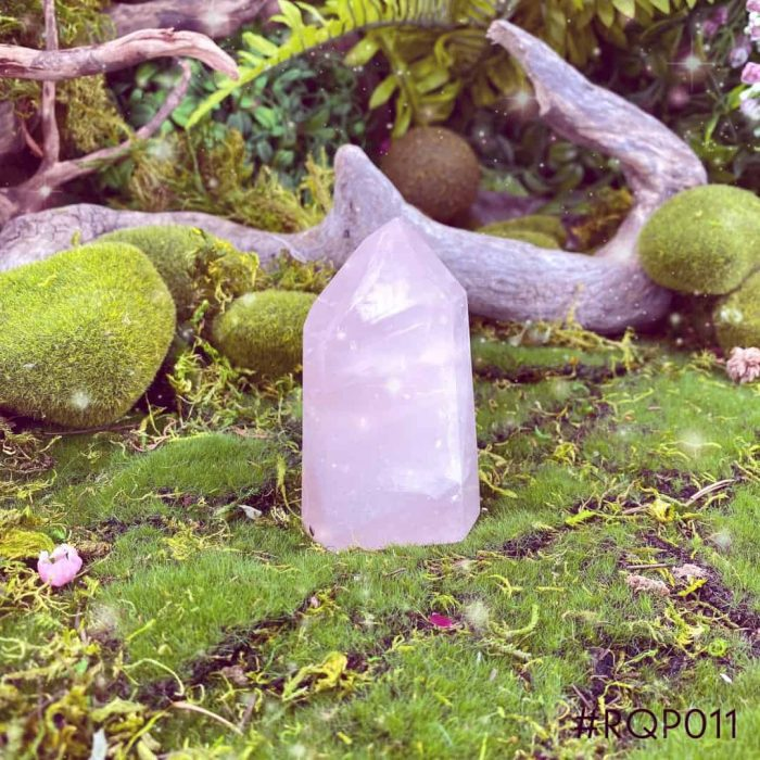 Rose Quartz Tower Point