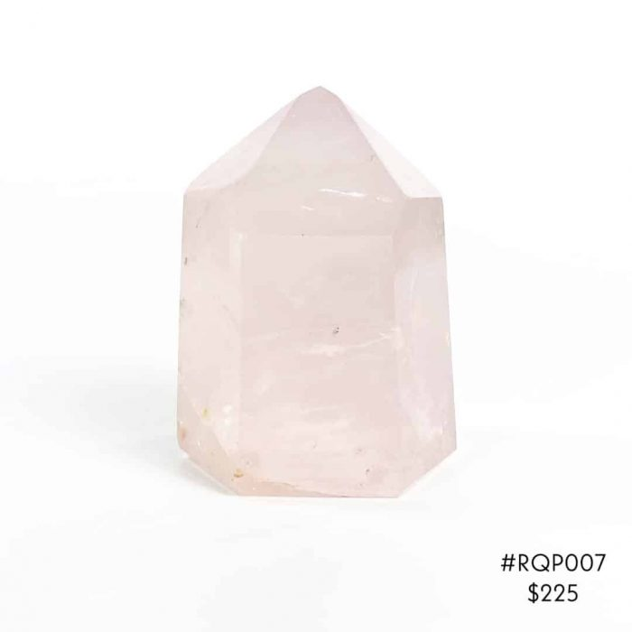 Rose Quartz Point #RQP007